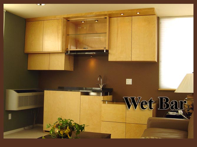 Rowlett Tx Custom Wet Bars